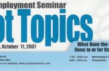 Seminar Support – Practice